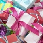 Oops – schon Geschenke und es ist noch nicht mal Weihnachten?