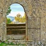 Wenn sich ein Tor öffnet …