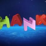 Lust auf eine Runde Dankbarkeit mit Überraschung inklusive?